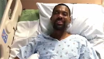 Paralyzed U.S. Olympian -- 'Getting Better Every Day' ... Moving Arm!