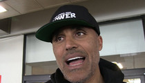 Rick Fox -- Draymond's Kick Wasn't Intentional ... You Never Punt A Man's Junk (VIDEO)