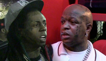 Lil Wayne: Peace Talks Off ... I'm Sick of Birdman's Lies