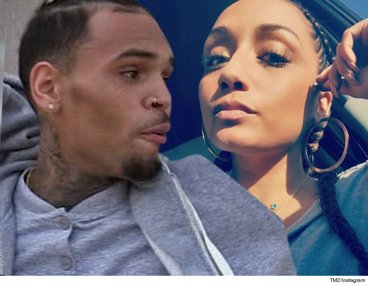 Chris Brown -- Scores Big Legal Victory in Custody War