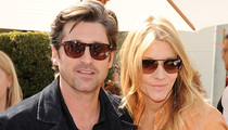 Patrick and Jill Dempsey: Judge Wants Answers ... Are You Really Divorcing???