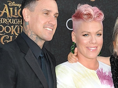 P!nk, Carey & Willow Do Second Red Carpet Together EVER -- Their Daughter Is SO BIG Now!