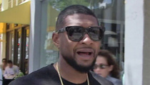 Usher: Alleged Stalker Arrested for Getting Too Close