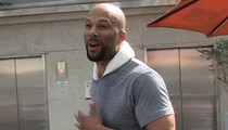 Common -- Damian Lillard Can Rap ... 'I'd Work With Him' (VIDEO)