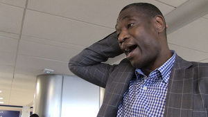 Dikembe Mutombo -- I Never Gave Biyombo Finger Wag Permission ... 'We Need to Talk'