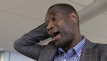 Dikembe Mutombo -- I Never Gave Biyombo Finger Wag Permission ... 'We Need to Talk' (VIDEO)