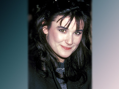 Demi Moore Just Pulled a Renee Zellweger: Who the Hell Even IS This? She's UNRECOGNIZABLE!