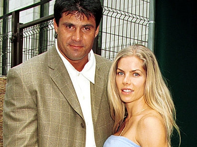 Jose Canseco's 19-Year-Old Daughter Goes BOTTOMLESS for Playboy -- WOW, See the Photos!