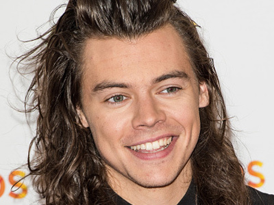 Harry Styles RESURFACES After Chopping Off His Hair -- And DAMN, Does He Look Totally Different!