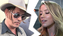 Johnny Depp: Amber Heard Files for Divorce