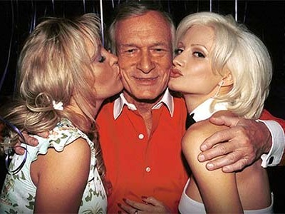 Want All the Disgusting Hugh Hefner Details? Now Holly Madison's Handing Them Out Like Candy