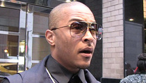 T.I. -- NYC Shootout Ruins High School Graduation Gig ... He's Too Gangsta!
