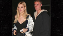 Justin Bieber: Gets a Steak in Nicola Peltz