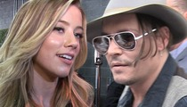 Amber Heard -- BS Johnny Depp's Family Hated Me
