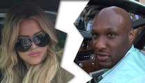 Khloe Kardashian Files for Divorce ... Again