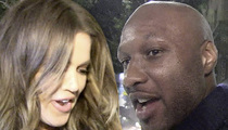 Khloe Kardashian -- Trigger For Divorce ... She Wants Kids