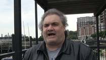 Artie Lange -- Bashes A-Rod ... 'Stain On the Yankees, Poison' (VIDEO)