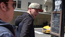 Johnny Manziel -- 'My Friends and Fam Are With Me' (Video)