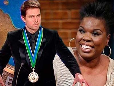 SNL's Leslie Jones Reveals Terrifying Scientology Secrets: We Are SHOCKED