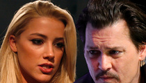 Amber Heard: 'Ear-Witnesses' Says She's a Liar ... Johnny Wasn't Near Her
