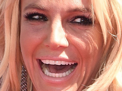 Was This Britney Outfit Too TRASHY for the Red Carpet? Wow, That's MAJOR Skin!