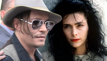 Johnny Depp's Ex-Wife: He Isn't a Woman Beater