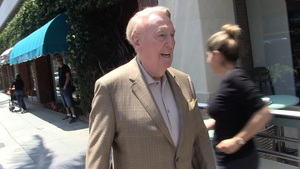 Vin Scully On All-Star Game -- 'Just Didn't Want to Do It'