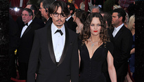 Johnny Depp's Long-Term Partner: Amber's a Liar ... He Doesn't Beat Women