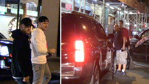Johnny Manziel -- Hunted Down By Mercedes Owner ... Pay Up, A-Hole