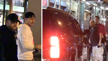 Johnny Manziel -- Hunted Down By Mercedes Owner ... Pay Up, A-Hole (VIDEO)