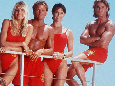 RARELY-Seen Baywatch Stars Resurface for Reunion -- And WOW, Wait'll You See 'Em NOW!