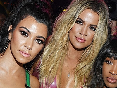 WOW! Khloe Wore WHAT to Scott Disick's Birthday Party?! Latex Dress Is INSANE