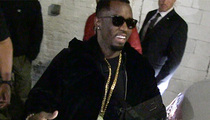 Diddy -- My Arm's in a Sling, But My Ass Isn't (VIDEO)