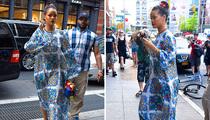 Rihanna -- My Versace Nightmare (PHOTO)
