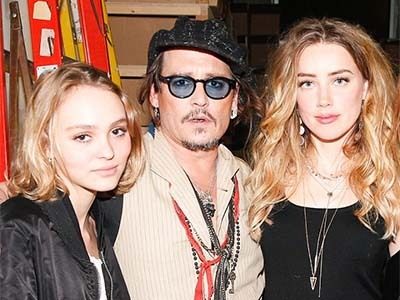 Johnny Depp's Daughter Shares EXTREMELY Controversial IG Post in Midst of Reported Abuse Scandal