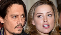 Johnny Depp, Amber Heard: LAPD Holding Firm ... No Visible Injuries