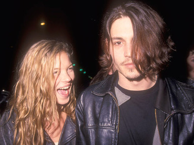 A Look Back at Johnny's Time with Kate Moss -- With The Abuse Claims, You HAVE to Remember This!
