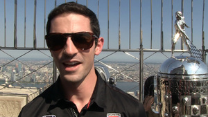 Indy 500 Champ Alexander Rossi -- Hey President Obama ... Where's My Phone Call?!