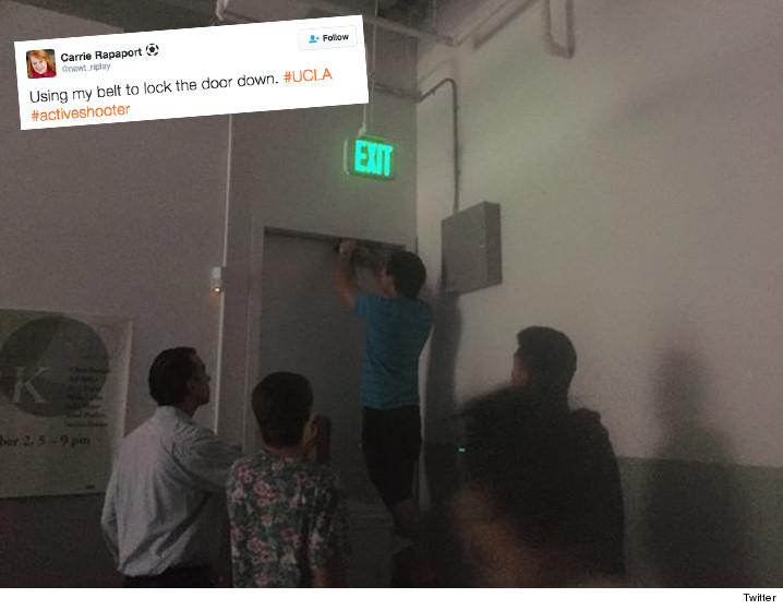 2 people shot on UCLA campus