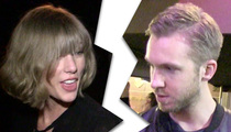 Taylor Swift & Calvin Harris -- It's Over! Get Ready for New Music