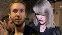 Taylor Swift Breakup -- Calvin Harris Was Just Done with the Hollywood Thing