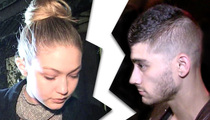 Gigi Hadid & Zayn Malik -- We're Done Too!