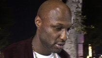 Lamar Odom -- Crack Pipes In Home ... Friends Confront Him Over Alleged Drug Use