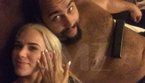 WWE Stars Lana and Rusev -- We're Having Two Weddings!