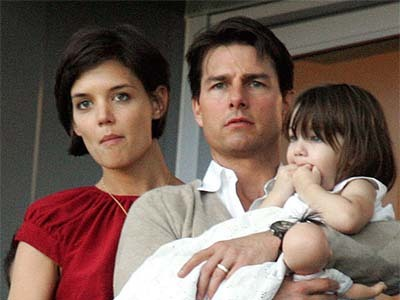 WHOA! Does Scientologist Tom Cruise Have a New Girlfriend?! DANG!