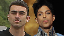 Prince -- We Had the Magic Pill to Save Him ... Says Addiction Doctor's Son
