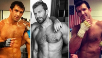19 Jacked Shots Of Middleweight Champ Luke Rockhold To Get You Pumped for UFC 199
