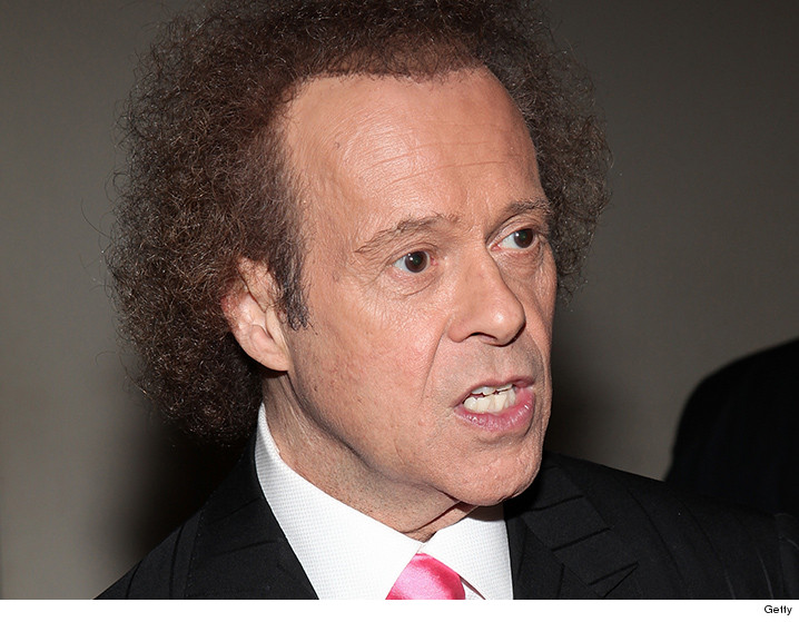 Richard Simmons Released From Hospital