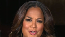 Laila Ali -- Dad Was 'Trapped Inside His Body' ... 'Not Suffering Anymore' (VIDEO)
