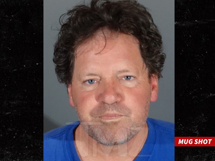 Roger Clinton -- DUI Arrest in California ... Impeccable Timing (UPDATE: MUG SHOT)